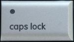 Caps Lock czyli capital letters