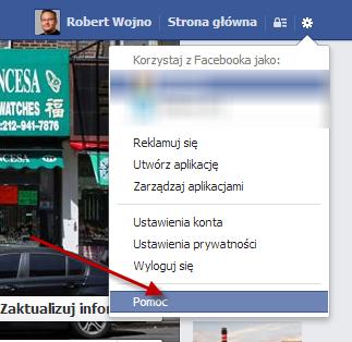 Jak usunac Facebook?