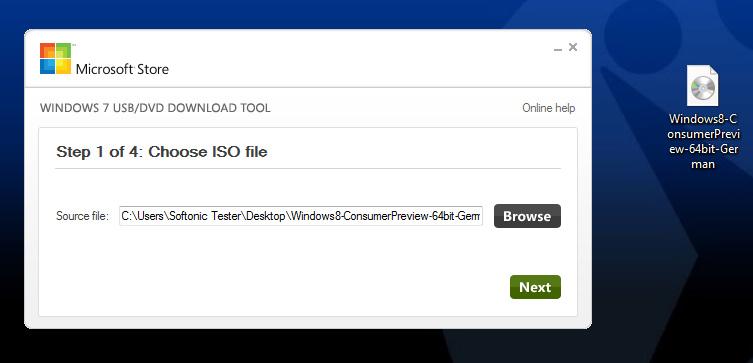 Jak zainstalować Windows 8 z pendrive USB krok 1