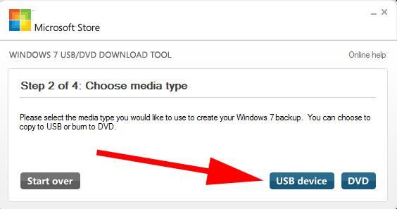 Jak zainstalować Windows 8 z pendrive USB - krok 2