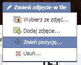 Jak zmienić zdjęcie w tle na Facebook