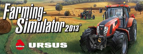 Farming Simulator 2013 - dodatek Ursus