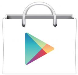 Ícone da Play Store
