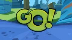 Angry Birds Go to wyścigi na gokartach!