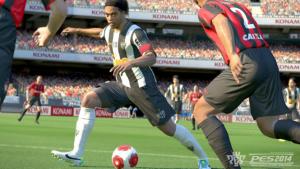 PES 2014: Mini poradnik część 1 – kontrola piłki