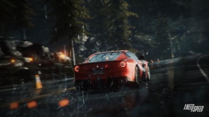 Need for Speed: Rivals - zobacz zdjęcia i trailer