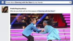 Teraz Facebook Graph Search przeszuka też nasze statusy i komentarze