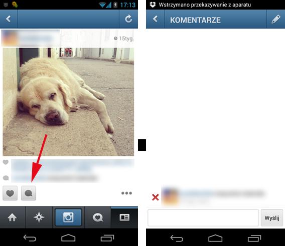 jak uzywac instagram