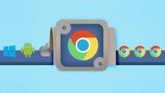 Chrome Apps dla Androida i iOS: inwazja Google właśnie się zaczyna