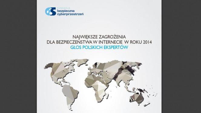 Największe zagrożenia w sieci w roku 2014 - raport