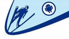 Najlepsze gry w skoki narciarskie na Android