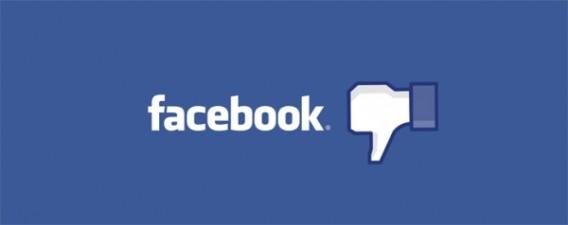 Facebook: nie lubię - dislike