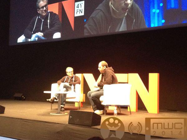 Jan Koum na MWC 2014