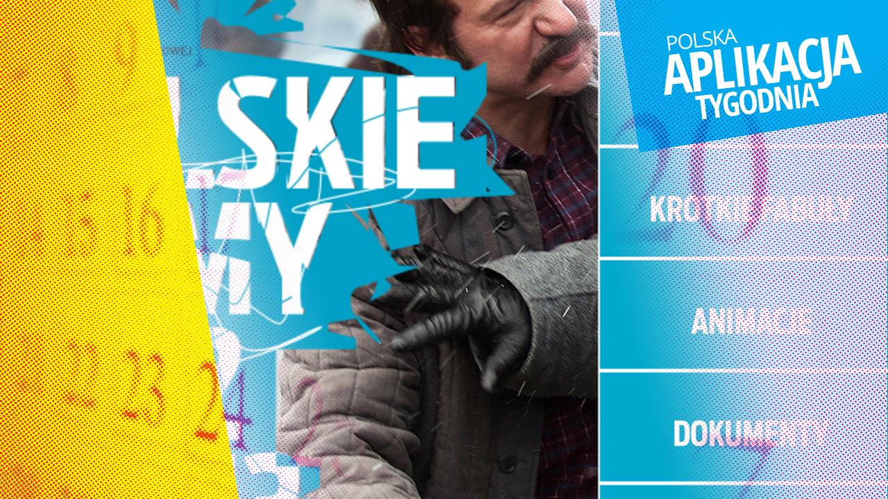 Polska aplikacja tygodnia: Polskie Filmy 2012/2013 na iOS
