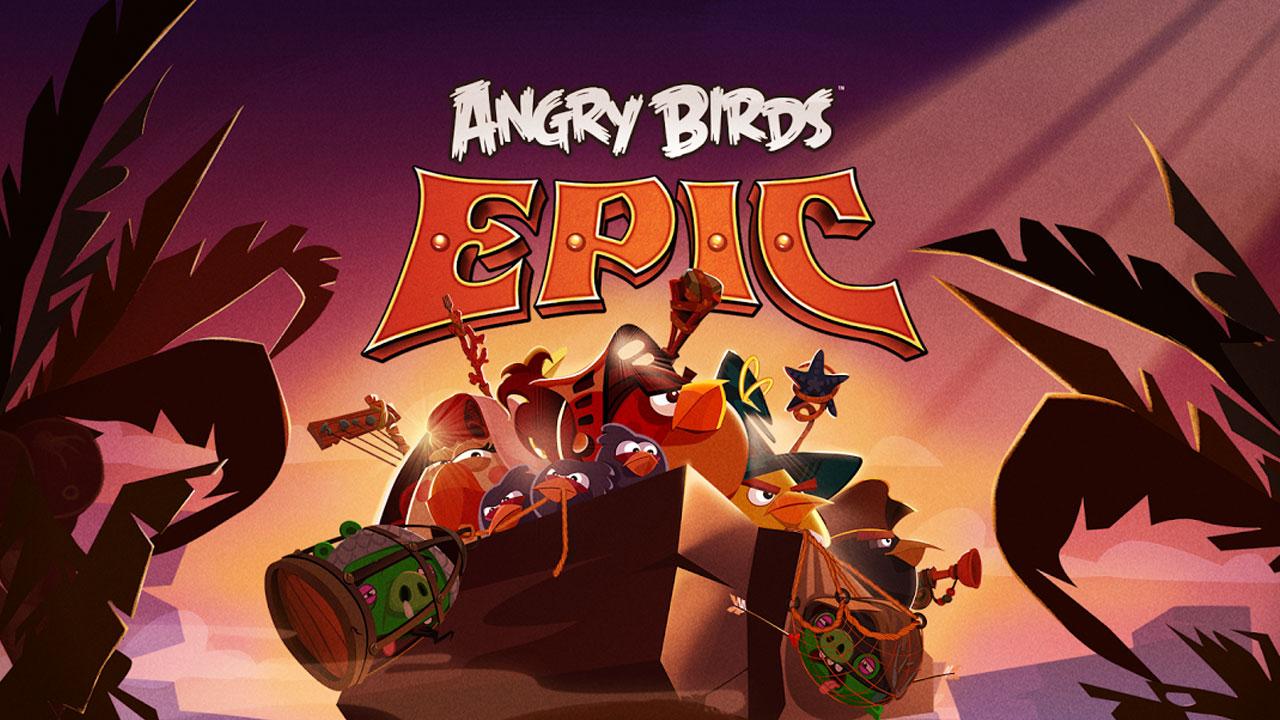 Wszystkie gry z serii Angry Birds na Windows Phone za darmo!