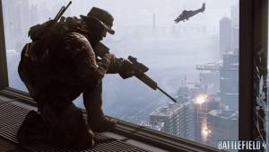EA wciska reklamy w Battlefield 4