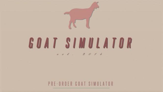 Goat Simulator - znamy datę premiery!