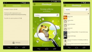 Aplikacja Chomikuj.pl na Androida dostała aktualizację