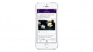 Nowy Yahoo! Mail na iOSa z newsami i pogodą