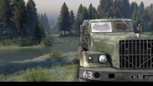 Zobacz trailer do Spintires!