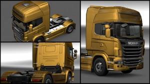 Jak zdobyć za darmo dodatek Metallic Paint Jobs do Euro Truck Simulator 2?
