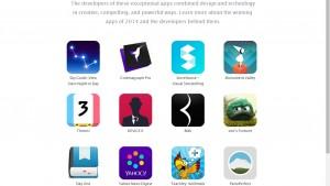 Najlepsze aplikacje na iPhone'a według Apple