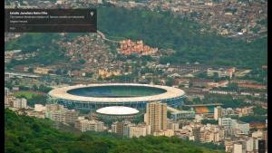 Mundial w Brazylii – odwiedź legendarną Maracanę dzięki Google Maps Street View