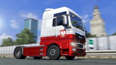 Euro Truck Simulator 2 – Polish Paint Jobs wydano osobno na Steam!
