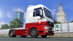 Darmowe, świąteczne DLC dla graczy Euro Truck Simulator 2