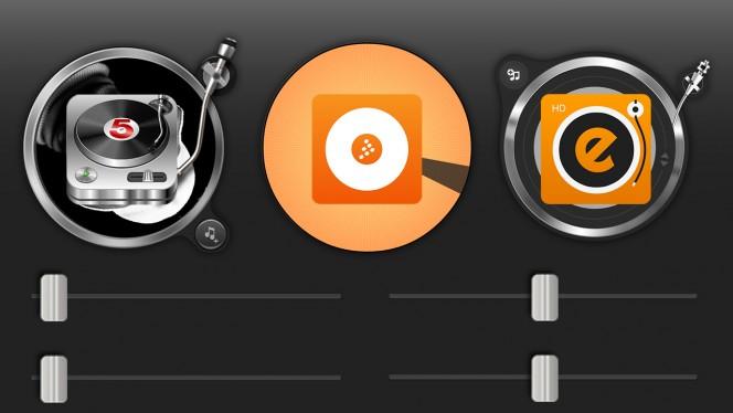 DJ aplikacje na Androida