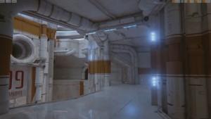 Świetny koncept grafiki z nowego Unreal Tournament