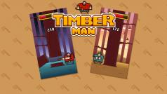 Timberman: 6 porad, jak grać w następcę Flappy Bird