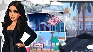 Darmowa gra z Kim Kardashian podbija USA
