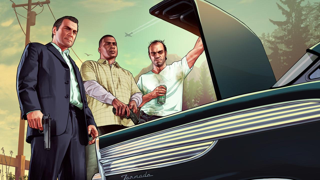 San Andreas w GTA V, czyli Rockstar świętuje 10 lat od wydania GTA: San Andreas