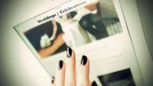 Ślub w wersji 2.0. Zorganizuj najważniejszy dzień w swoim życiu dzięki aplikacjom weselnym!