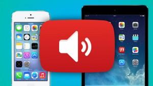 iPhone i iPad: jak słuchać muzyki z YouTube'a w tle?