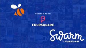 Swarm i Foursquare: dwie strony tego samego medalu