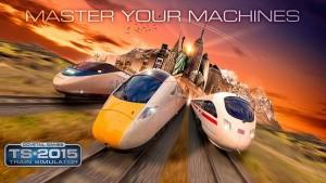 Już jutro premiera Train Simulator 2015