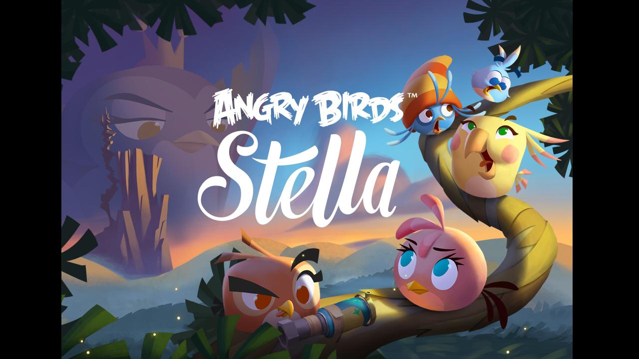 Angry Birds Stella – można już pobierać!