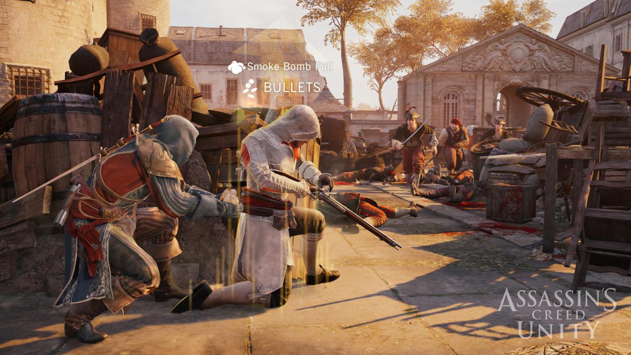 Dziś będzie wydany nowy patch dla Assassin's Creed: Unity