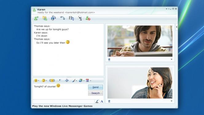 MSN Messsenger