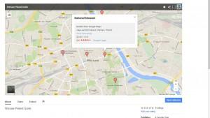 Mapy Google pozwalają teraz na tworzenie spersonalizowanych map