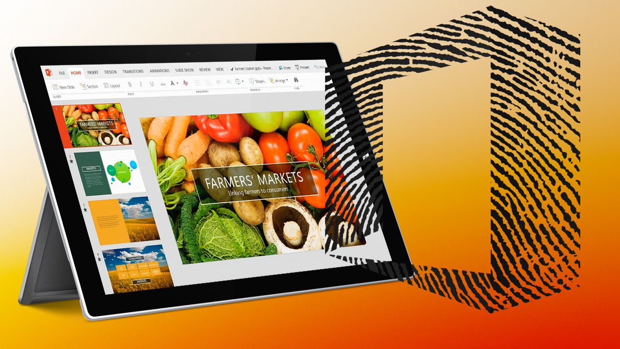 Microsoft Touch-Office dla tabletów: fakty i plotki