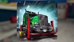 Symulator warsztatu dla ciężarówek do pobrania z Google Play