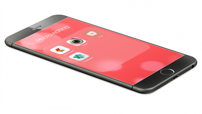Aplikacje do edycji zdjęć iPhone