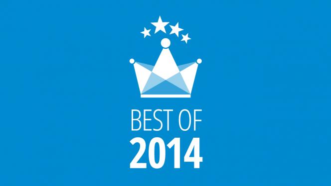 Najlepsze aplikacje 2014