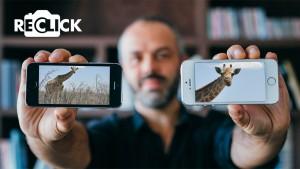 ReClick, czyli robienie zdjęć smartfonem z Softonic – jak wykadrować gotowe zdjęcia?