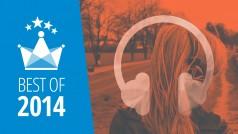 Najlepsze aplikacje 2014 roku z działu Rozrywka i styl życia