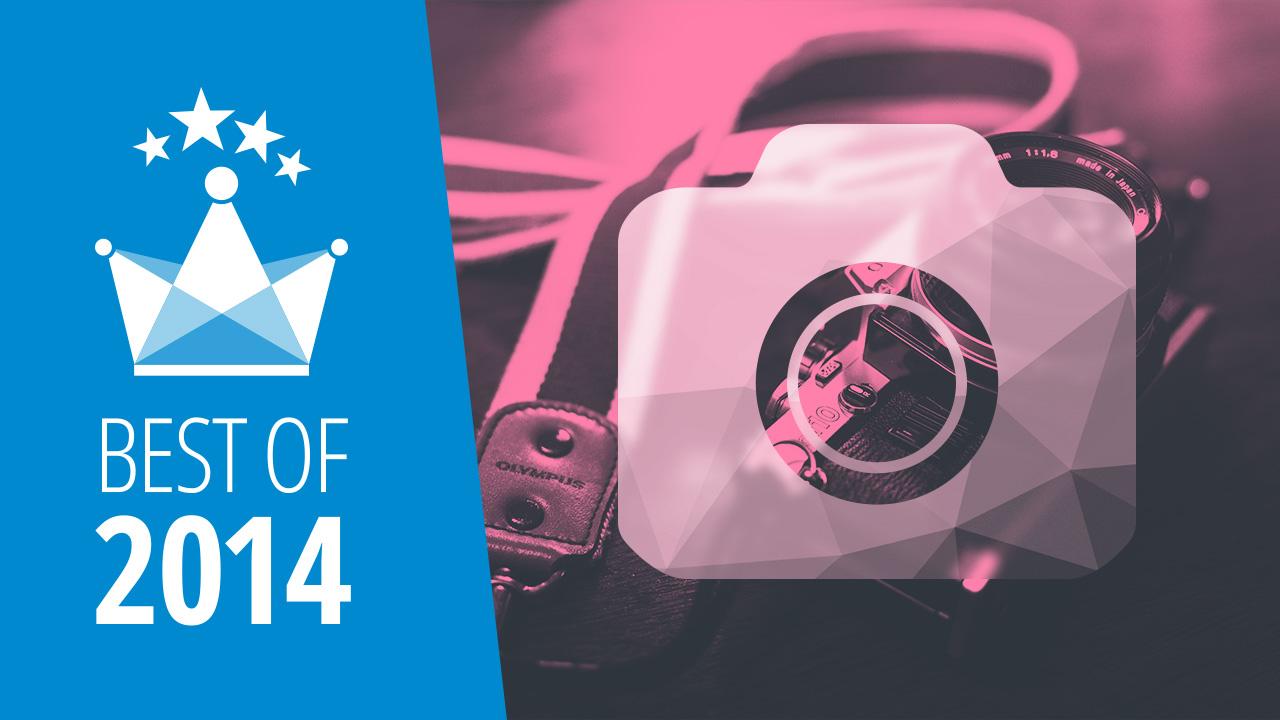 Najlepsze aplikacje 2014 z działu Zdjęcia i wideo
