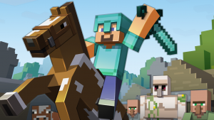 Minecraft Pocket Edition w końcu wydany na Windows Phone